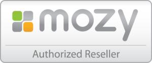 Mozy reseller badge